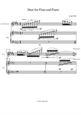 Duet for Flute and Piano
